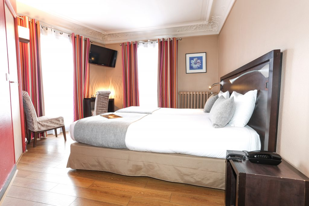 Avalon Hotel Paris Gare du Nord | Official website | Hotel & Seminars